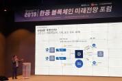 아이즈 프로토콜, 한중 블록체인 미래전망 포럼에서 한국 대표 프로젝트로 발표